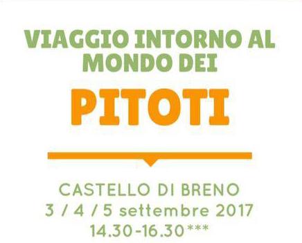 Laboratorio Viaggio intorno al mondo dei Pitoti – Pitoon i Pitoti in cartoon nella Valle dei Segni 2017