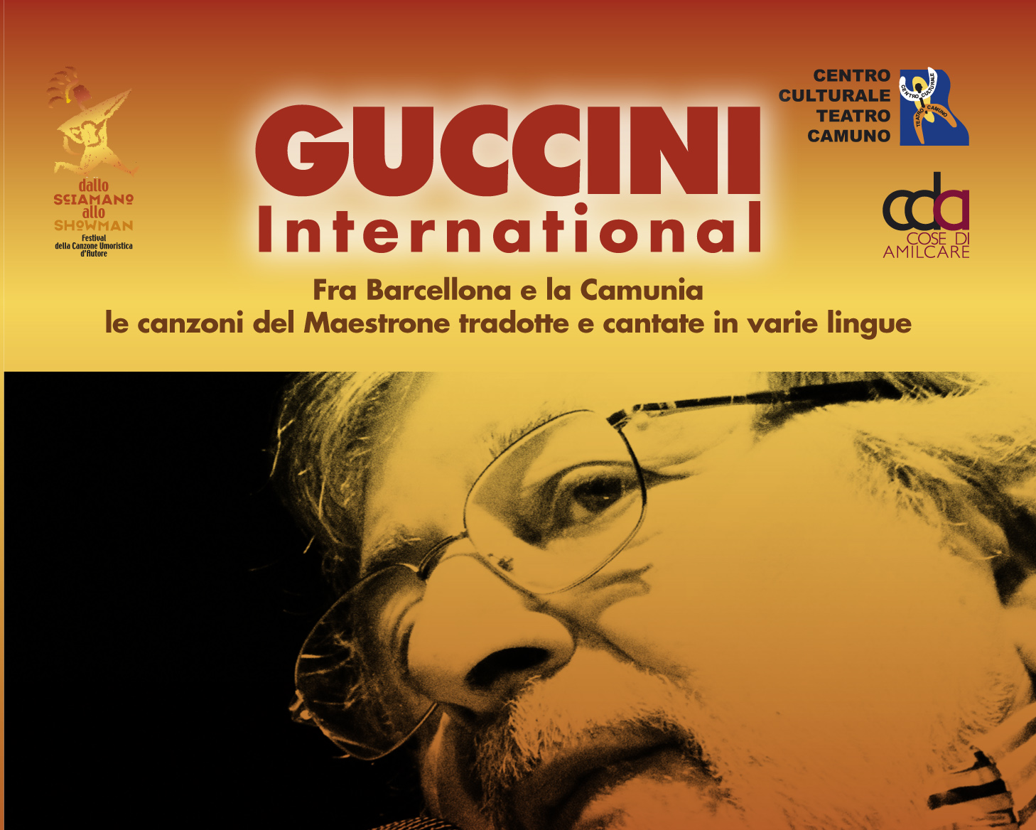 Guccini International (CD+DVD)